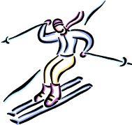 Ski Trip clipart