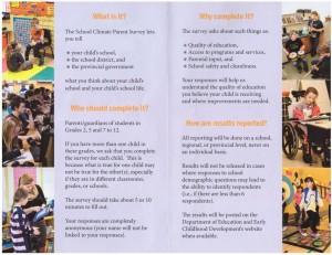School Climate Survey 2015 - inside