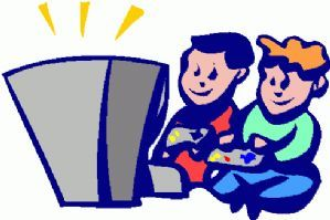 299px-playing-games-clip-art-419745