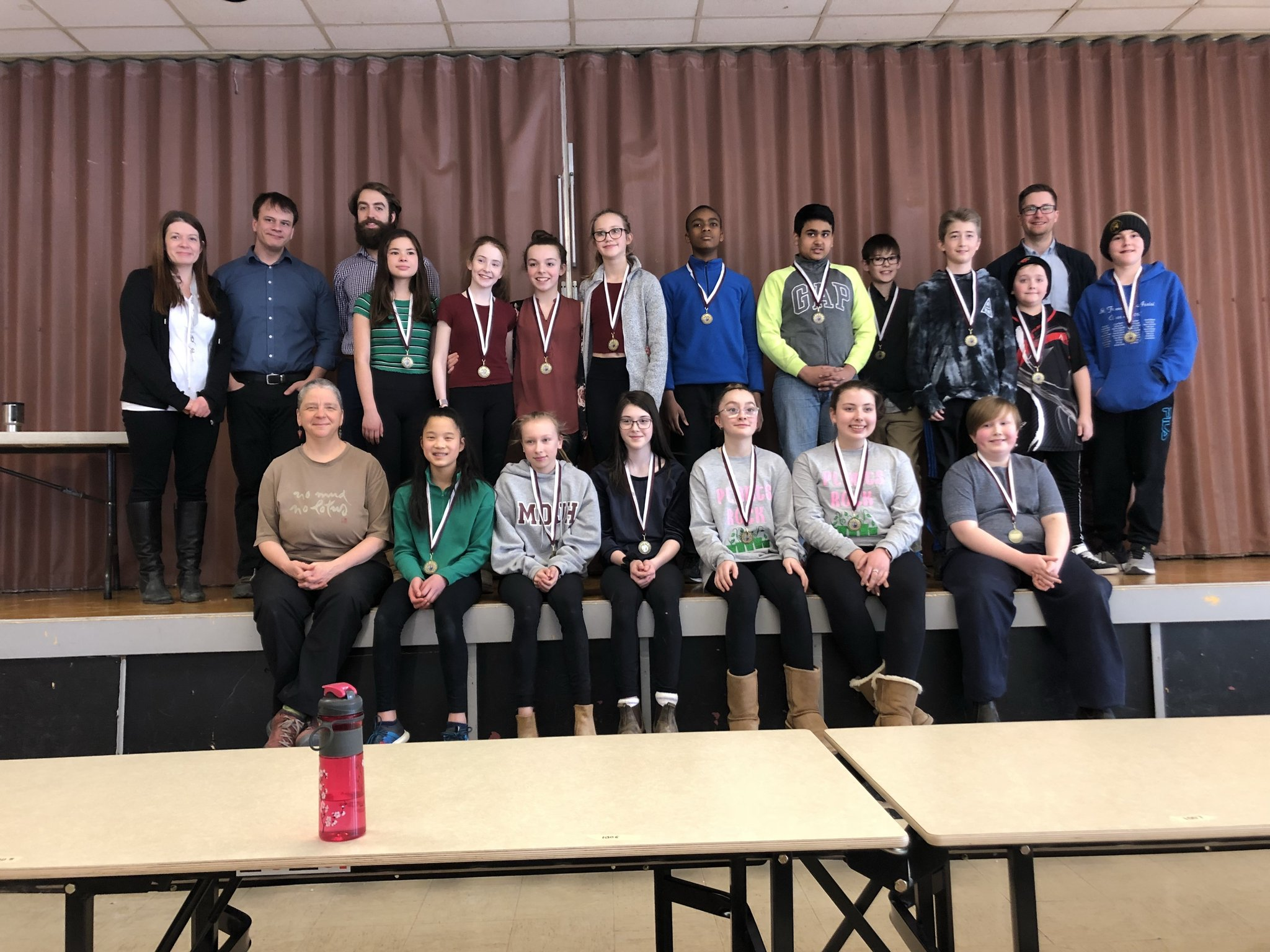Science Fair Results – Macdonald Drive Junior High